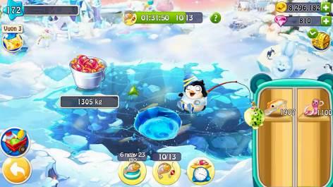 GameSao thân tặng 200 VIPCode Nông Trại Vui Vẻ trị giá 1 triệu đồng