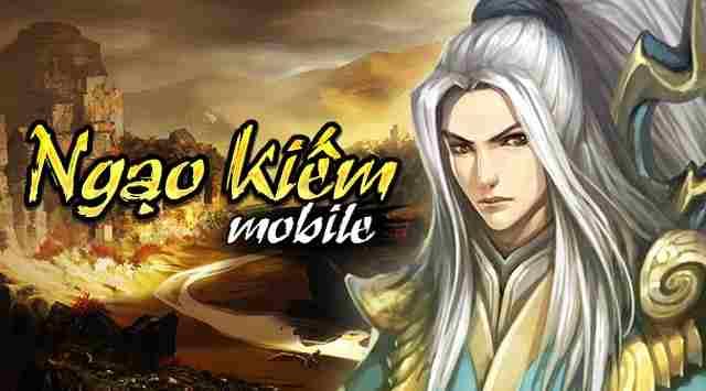 GameSao thân tặng 500 GiftCode Ngạo Kiếm Mobile trị giá 30 triệu đồng