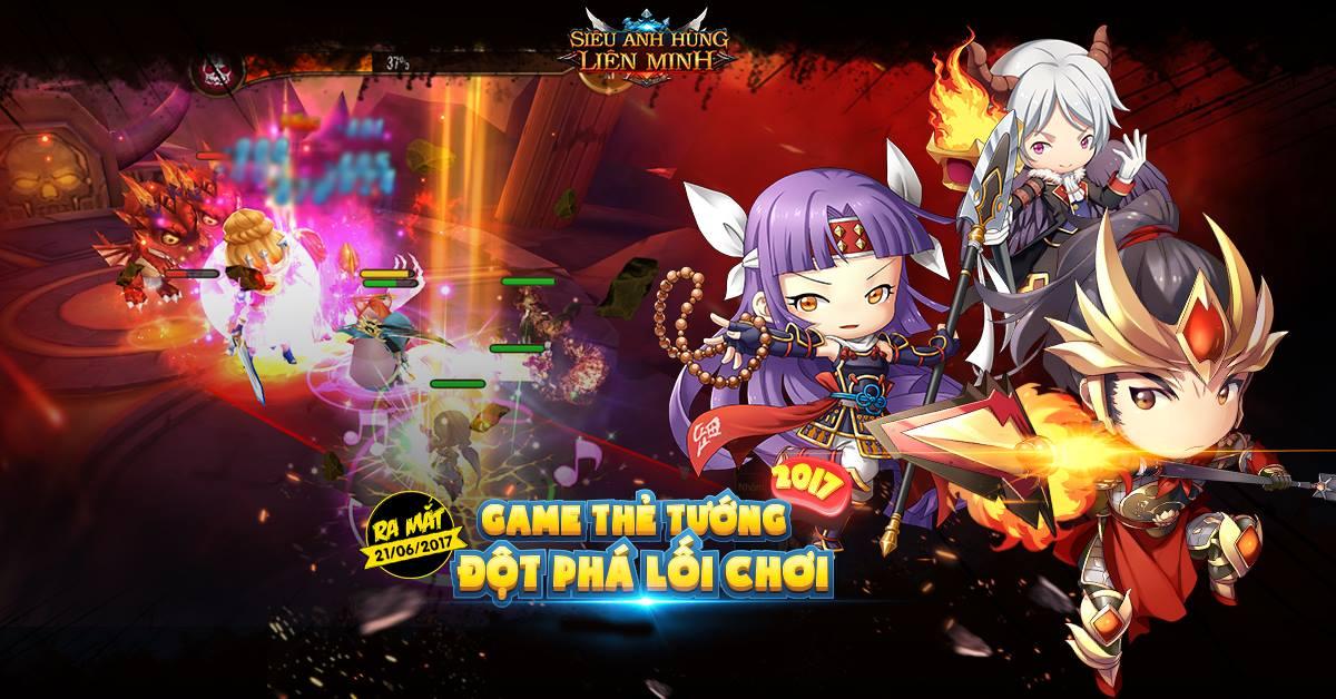 GameSao thân tặng 500 Siêu Anh Hùng Liên Minh mở cửa