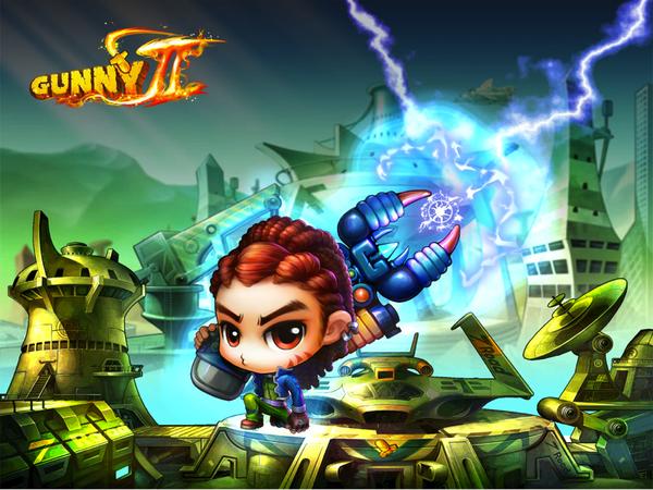 GameSao thân tặng 200 GiftCode Gunny Online