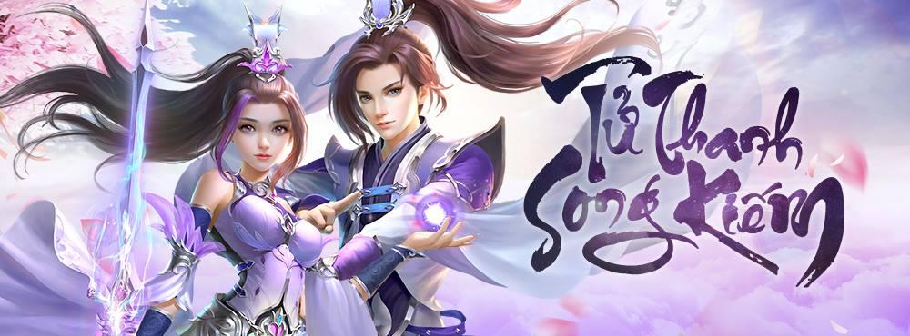 GameSao thân tặng 200 GiftCode Tử Thanh Song Kiếm nhân dịp ra mắt