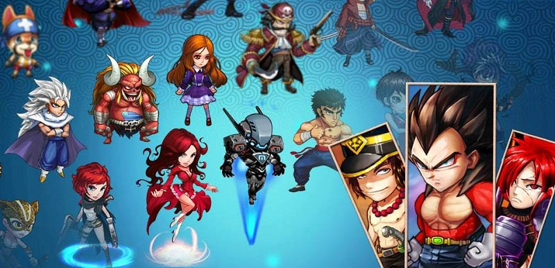 GameSao thân tặng 200 GiftCode Siêu Anh Hùng