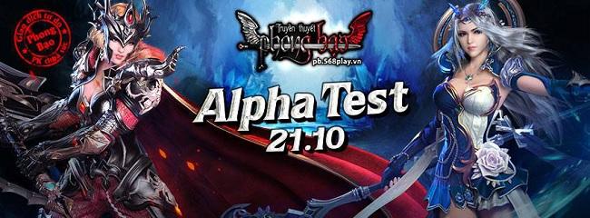 GameSao thân tặng độc giả 200 GiftCode Truyền Thuyết Phong Bạo mừng game Alpha Test