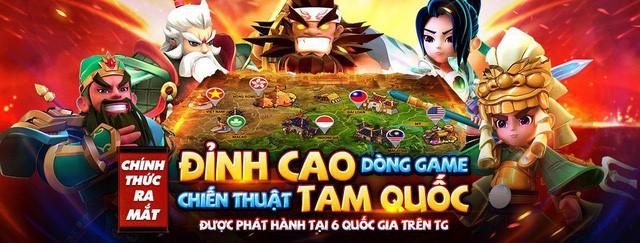 GameSao thân tặng 500 GiftCode Tiểu Tiểu Ngũ Hổ Tướng nhân dịp ra mắt