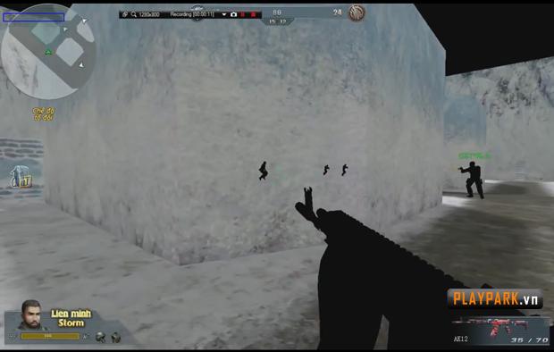 Webgame bắn súng Truy Kích vừa ra mắt đã xuất hiện hack