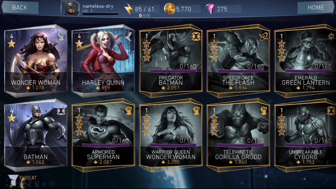 Injustice 2 - Tựa game kết hợp giữa các siêu anh hùng và Mortal Kombat