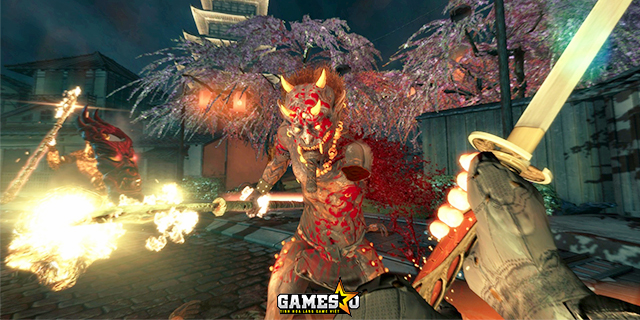 Trải nghiệm nhanh Shadow Warrior: Tựa game chặt chém 'hạng nặng' vừa cho không người chơi