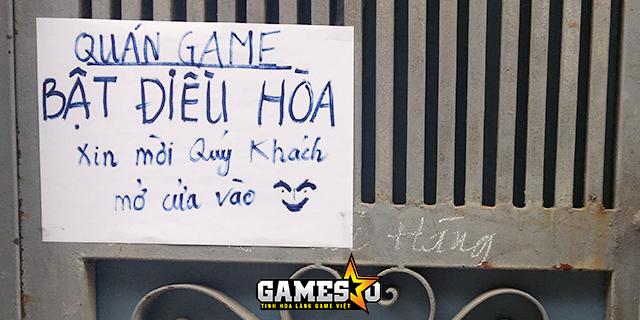 Game thủ Hà Nội né nóng kỷ lục trong quán Internet