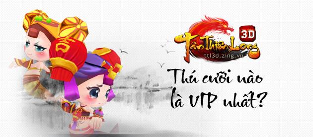 Dàn thú cưỡi VIP trong Tân Thiên Long
