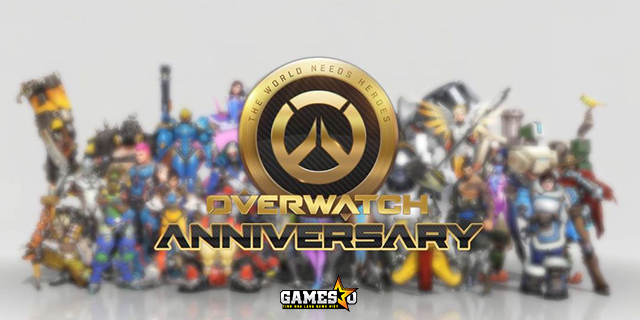 """[Overwatch] Sự kiện Overwatch Anniversary đã """"khai trương"""""""