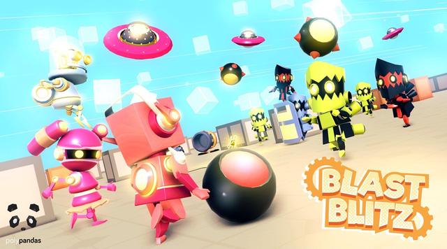Blast Blitz - Tựa game gỡ bom đầy phá cách trên mobile