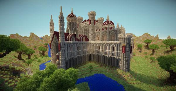 Những công trình kỳ diệu nhất được game thủ tạo ra trong Minecraft