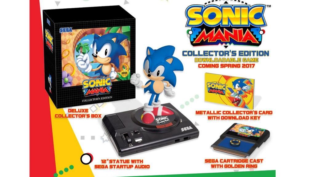 Bộ Sonic mania cực hiếm sắp được phát hành ở châu Âu