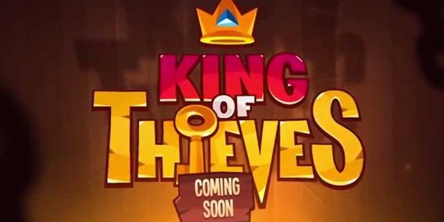 Thử thách trí tuệ cùng King of thieves - Vua của những tên trộm