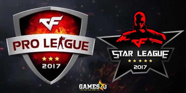 Một loạt các giải đấu CF Legends bán chuyên/chuyên nghiệp chuẩn bị nổ súng
