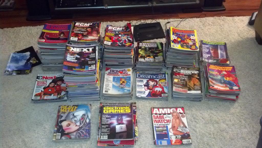 Điểm danh những tạp chí về game nổi tiếng nhất thế giới