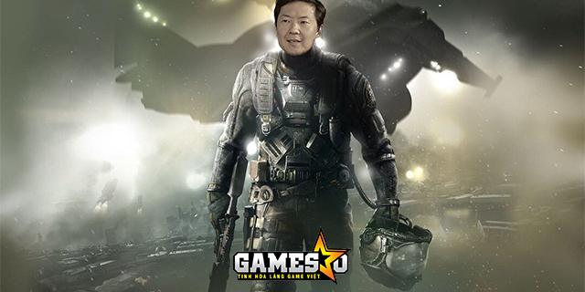 Nhân vật hài được yêu thích trong serie phim The Hangover góp giọng trong Call of Duty