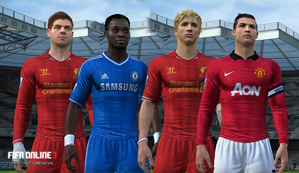 [FIFA Online 3] Điểm danh những cầu thủ mùa 8 được mong đợi nhất