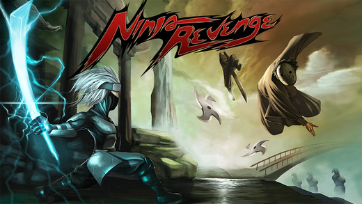 Game Việt Ninja Revenge ra mắt trên iPhone