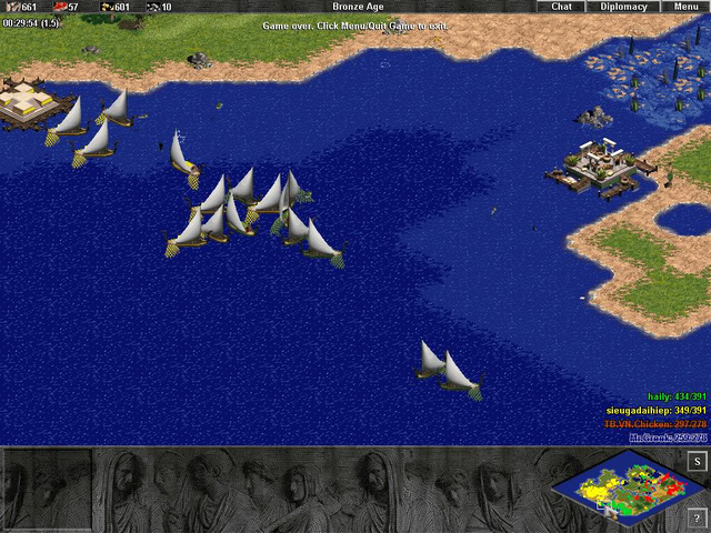 Ơn giời, cuối cùng thì map biển cũng được đưa vào hệ thống giải đấu của AOE