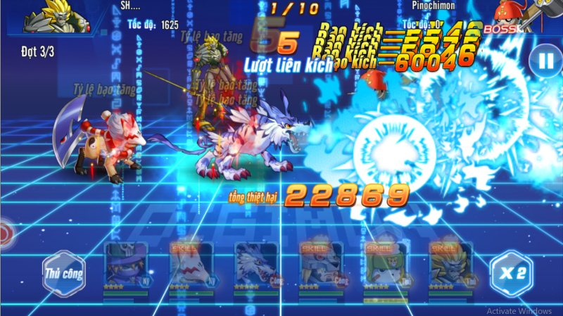Thú Vương Đại Chiến - Siêu phẩm quái thú số Digimon chuẩn Nhật sắp đổ bộ Việt Nam