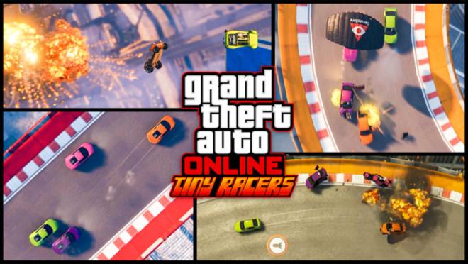 GTA Online thêm phiên bản đua xe đồ chơi