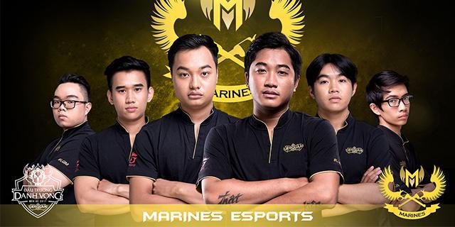 Marines Esports là đội tuyển Liên Quân Mobile số một Việt Nam
