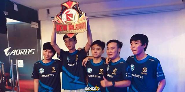 Dota 2: Next Gen tiến gần tới cơ hội trở thành team Việt Nam đầu tiên góp mặt tại một giải Valve Major