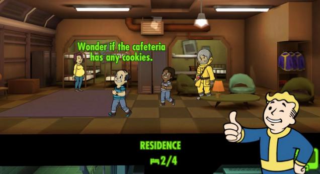 Fallout Shelter  chính thức xuất hiện trên Steam miễn phí, nhanh chân lên nào các bạn ơi!