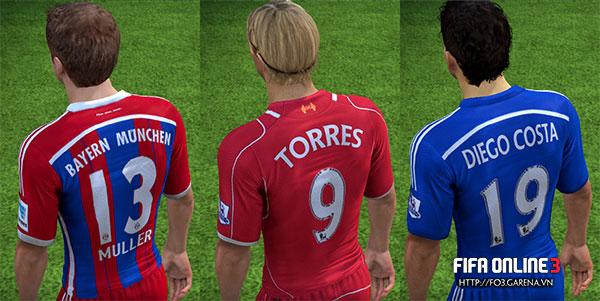 FIFA Online 3: Top 3 'sát thủ' chạy chỗ hay, tốc độ tốt nhất