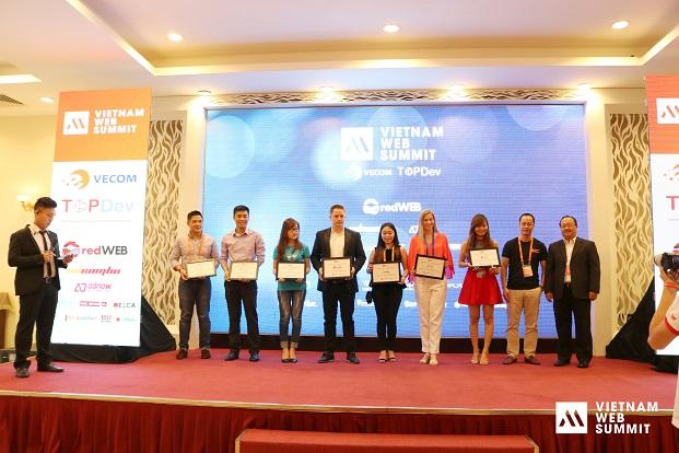 Vietnam Web Summit 2016 chính thức bùng nổ tại Thành phố Hồ Chí Minh