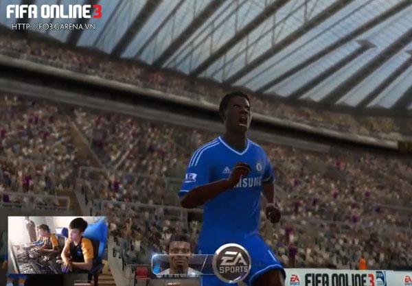 Tổng kết vòng 3 FIFA Online 3 Super League