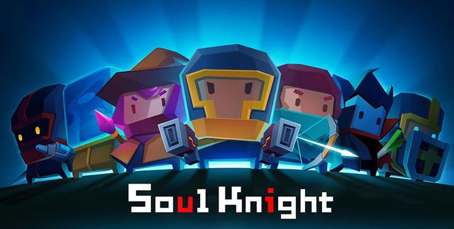 Soul Knight - Hóa thân vào hiệp sĩ bắn súng trong game hành động cực nhắng