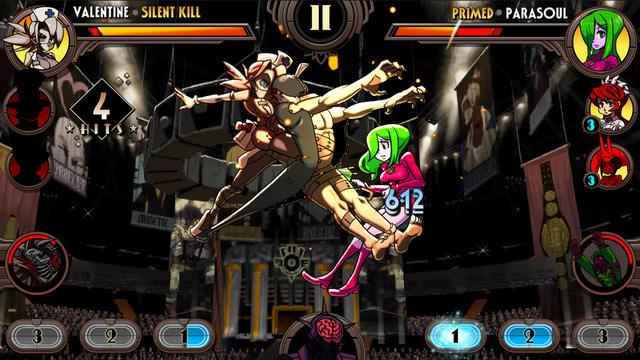 Skullgirls - Game đối kháng nhiều gái chảnh đã sẵn sàng cho ngày ra mắt