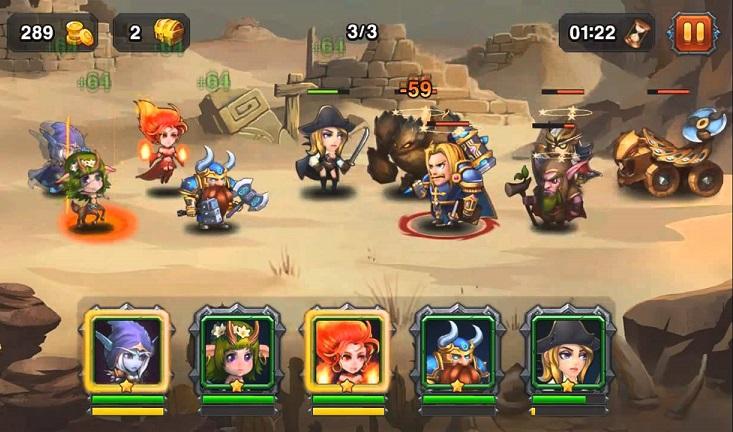 LoL Truyền Kỳ liệu đã đủ tầm sánh ngang huyền thoại Heroes Charge?