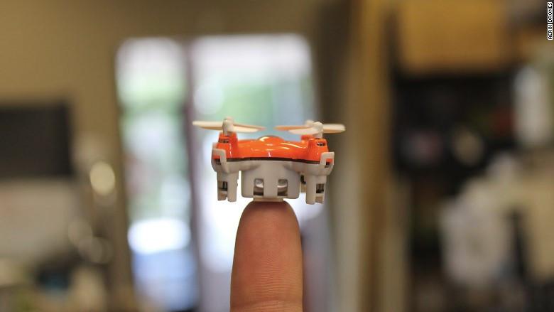 Những drone nhỏ gọn và thông minh nhất hiện nay