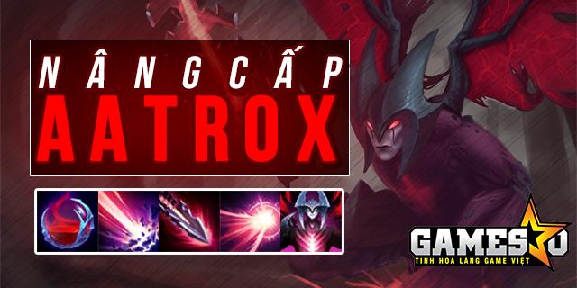[LMHT] Riot cuối cùng cũng xác nhận một đợt nâng cấp dành riêng cho Aatrox