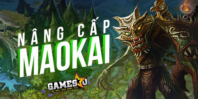[LMHT] Maokai mới sẽ xuất hiện ở GIữa Mùa Giải 2017