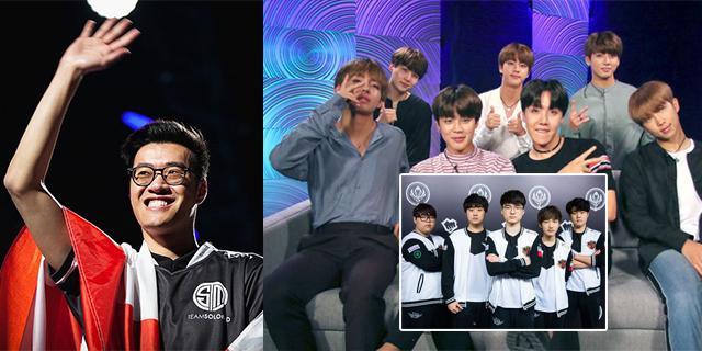 [LMHT] WildTurtle chuyển sang FLY, các idol Hàn Quốc bày tỏ sự hâm mộ với SKT và Faker