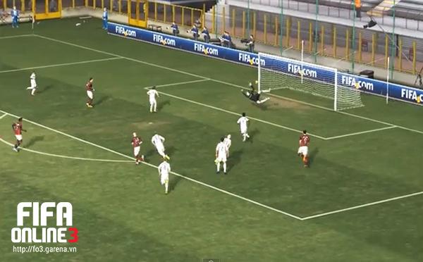 Top 10 pha ghi bàn mẫu mực trong FIFA Online 3