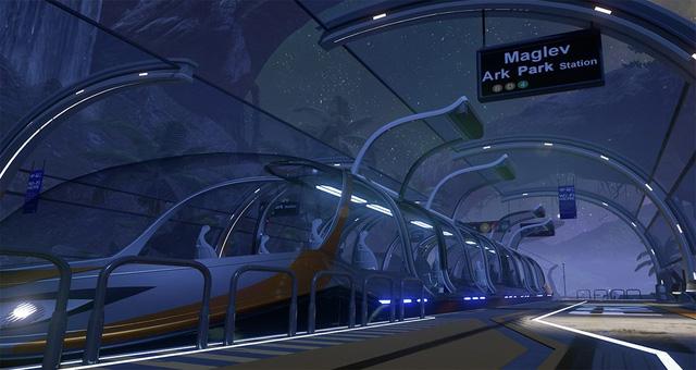 Ark Park - Trải nghiệm cảm giác khi bạn lạc vào thế giới khủng long