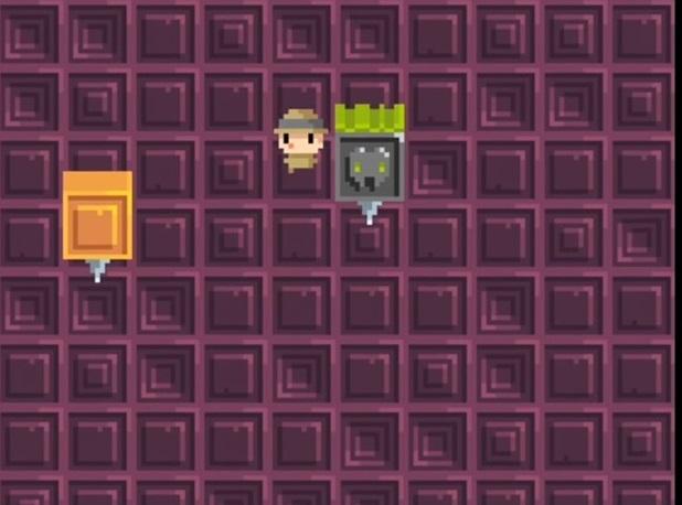 Temple of Spikes - Game sinh tồn đưa bạn lạc vào trong đền thờ kỳ dị