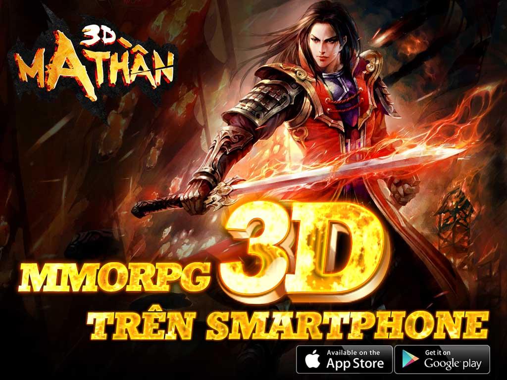 Ma Thần 3D: Chất lượng thuận lòng game thủ ngày trở về