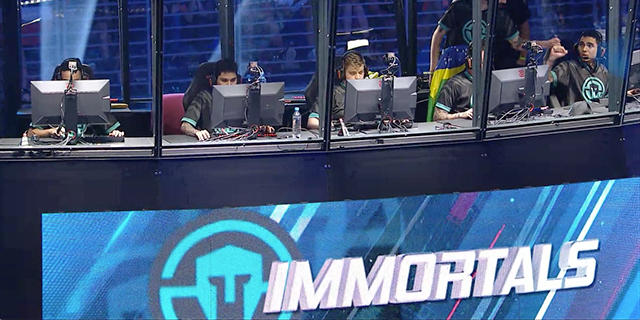 [CS:GO] Immortals làm câm lặng Virtus.pro cùng hàng trăm ngàn khán giả Ba Lan