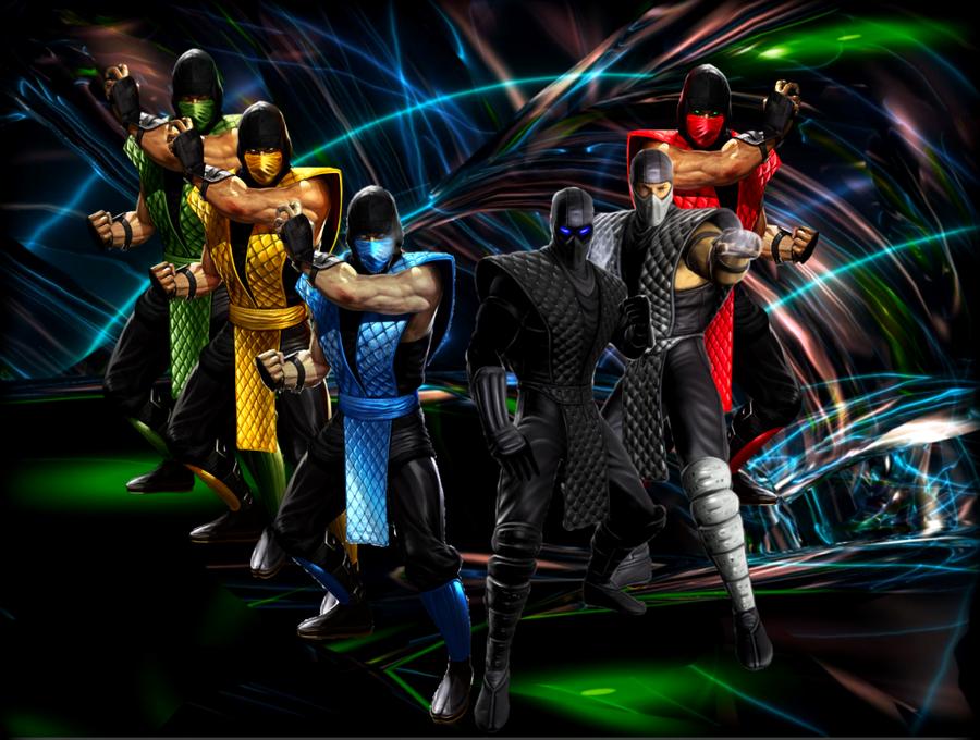 Vì sao trong Mortal Kombat lại nhiều Ninja đến thế?