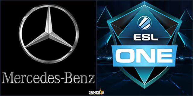 Dota 2: MVP của ESL One Hamburg sẽ được trao tặng chiếc xe hơi của hãng Mercedes-Benz