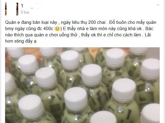 Nhờ bán thêm trà sữa Thái, quán net này đã thu về 2 triệu đồng/tháng