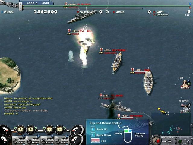 Game thủy chiến Navy Field sẽ do VTC go Pro phát hành tại Việt Nam