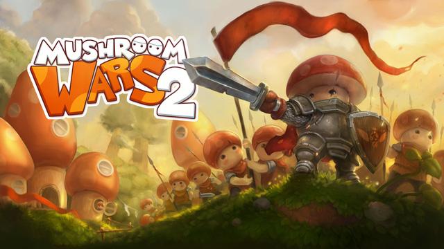 Mushroom Wars 2 - Thú vị tựa game thả quân chiến thuật xen hành động dễ gây nghiện