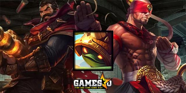 [LMHT] Rammus sắp được nâng cấp, Lee Sin cùng Graves bị Riot đưa vào tầm ngắm